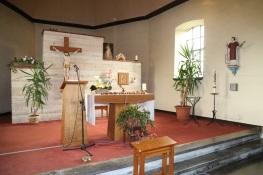 Choeur et autel