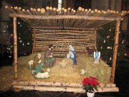 Crêche de Noël