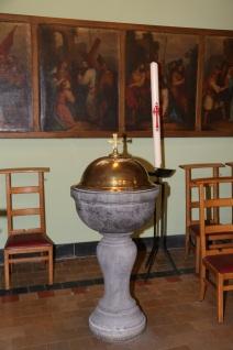 Font baptismal