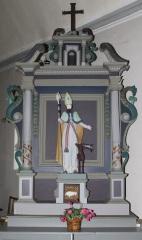 Statue de Saint-Hubert