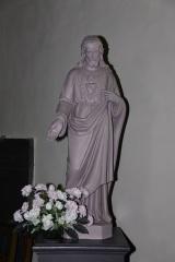 Statue de Sacré Coeur
