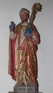 Statue de Saint-Rémi