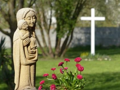 pf vierge marie
