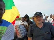 Congo-Brazza. (12)