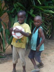 Congo-Brazza. (17)